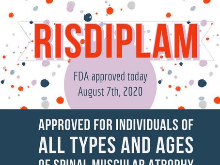 RISDIPLAM (Evrysdi) is FDA APPROVED!