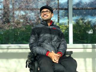 Jason Raposo - SMA Type 3 Adult influencer from Canada
