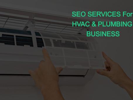Plumbing & HVAC SEO Company in Austin