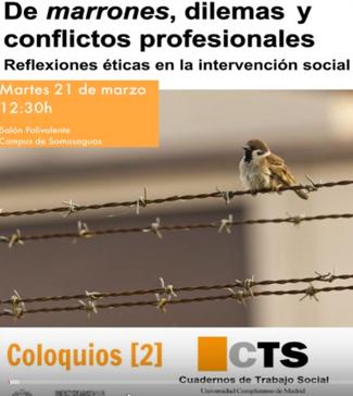 Reflexiones éticas en la Intervención Social