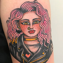 Harriet Heath Punk Girl
