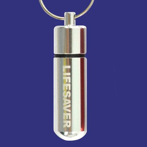 Silver Lifesaver Pod