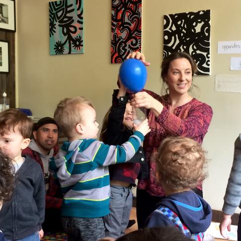 Adventures of a Balloon: CO2 Balloons
