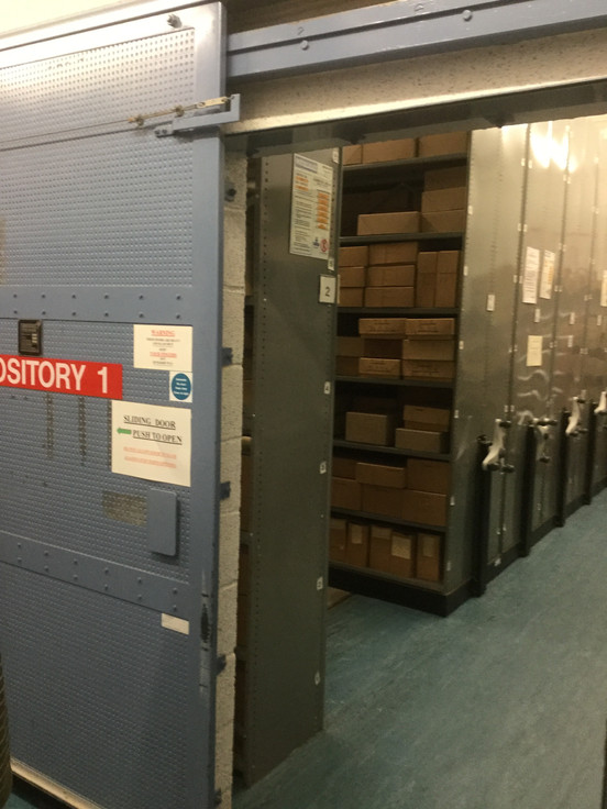 The Archive Unbound