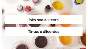 Posso misturar tintas e diluentes de marcas diferentes?