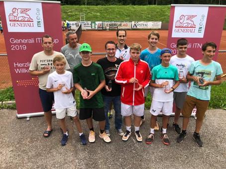 Bernd Austaller gewinnt beim ITN-Cup Gmunden