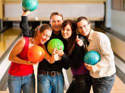 Mondays- Bowling League
