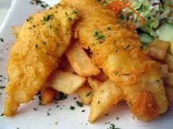 Fridays - Taste Of The Sea Supper
