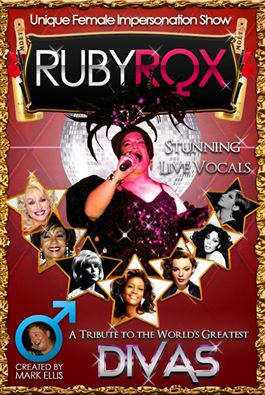 Friday 29th May Ruby Rox!!