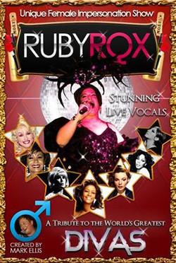 Friday 29th May Ruby Rox!!