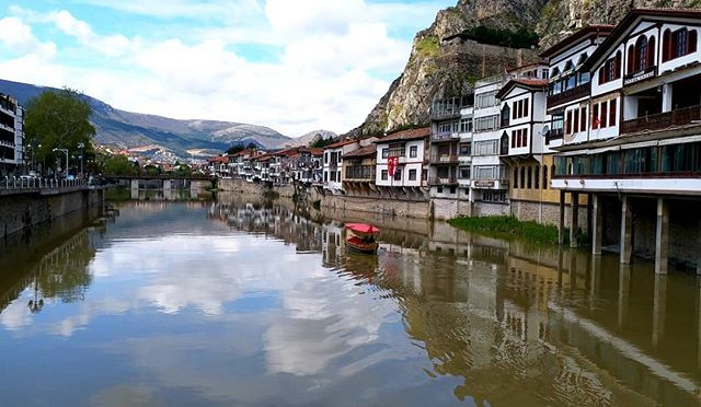 Şehzadeler Şehri Amasya'dan Selâmlar...j