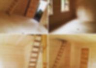 Внутренняя отдела в доме и бане