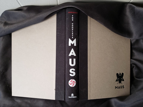 Review   The Complete Maus