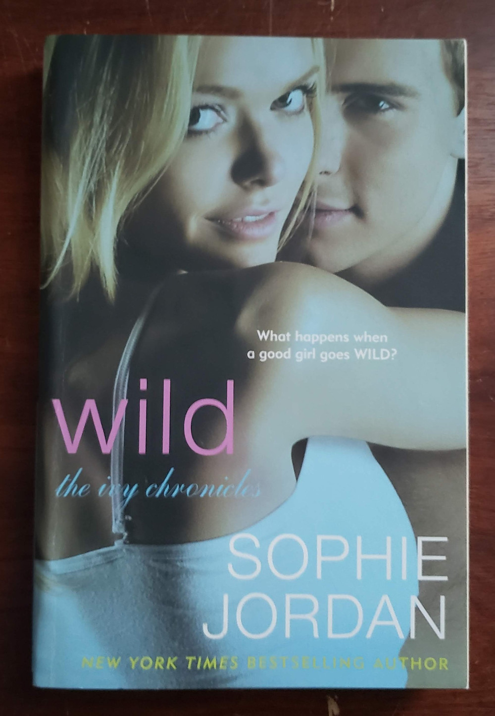 Front image of the book cover for Wild by Sophie Jordan.