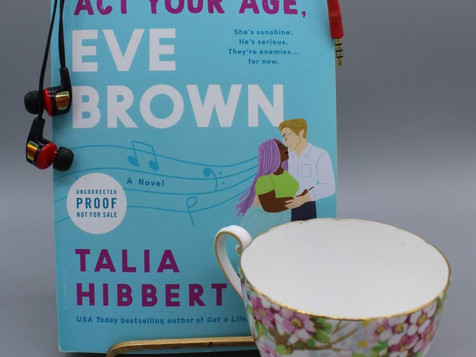 Review   Act Your Age, Eve Brown