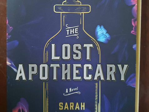 Questions | The Lost Apothecary