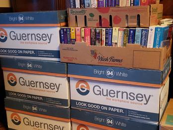 Struggling Book Supply Chain