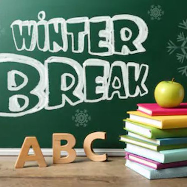 Keeping ahead of the curve this Winter Break