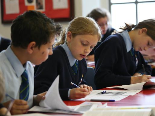 Preparing for GCSE's