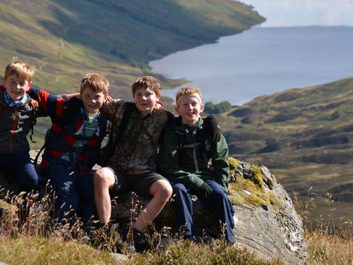 A Rural Education- Interview with Ali Kinge, Headmistress of Ardvreck School, Scotland