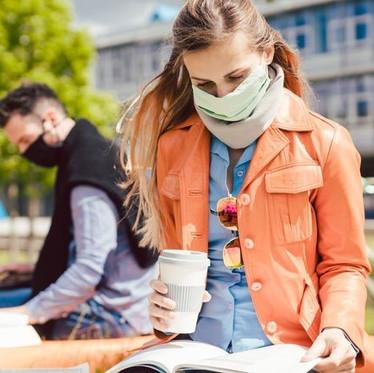 Starting University in the time of Corona Virus