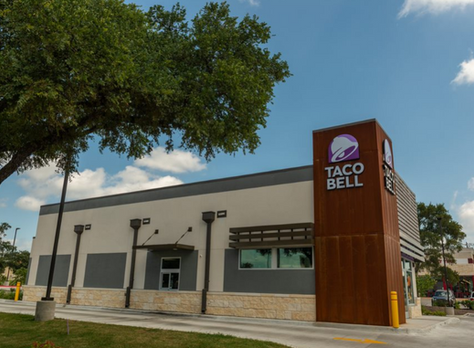 Emerge! Opens its First Brand-New Taco Bell