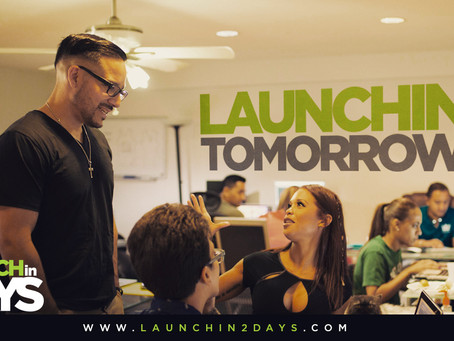 Launch in 2 Days