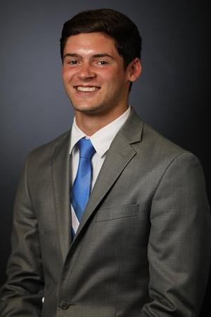 Chase Lane Receives Mac Crutchfield Scholarship