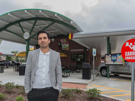 Local fast-food operator has big plans for a Sonic boom