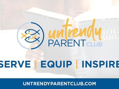 Untrendy Parent Club