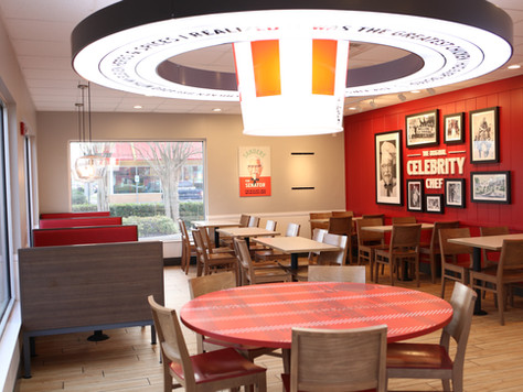 Emerge! Completes an Unprecedented KFC Restaurant Makeover