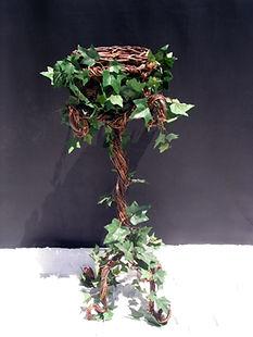 wrought grape vine