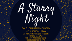 High School Prom ~ Starry Night!
