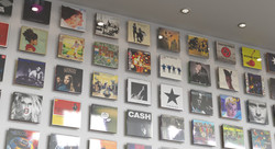 Wall of Cover Art