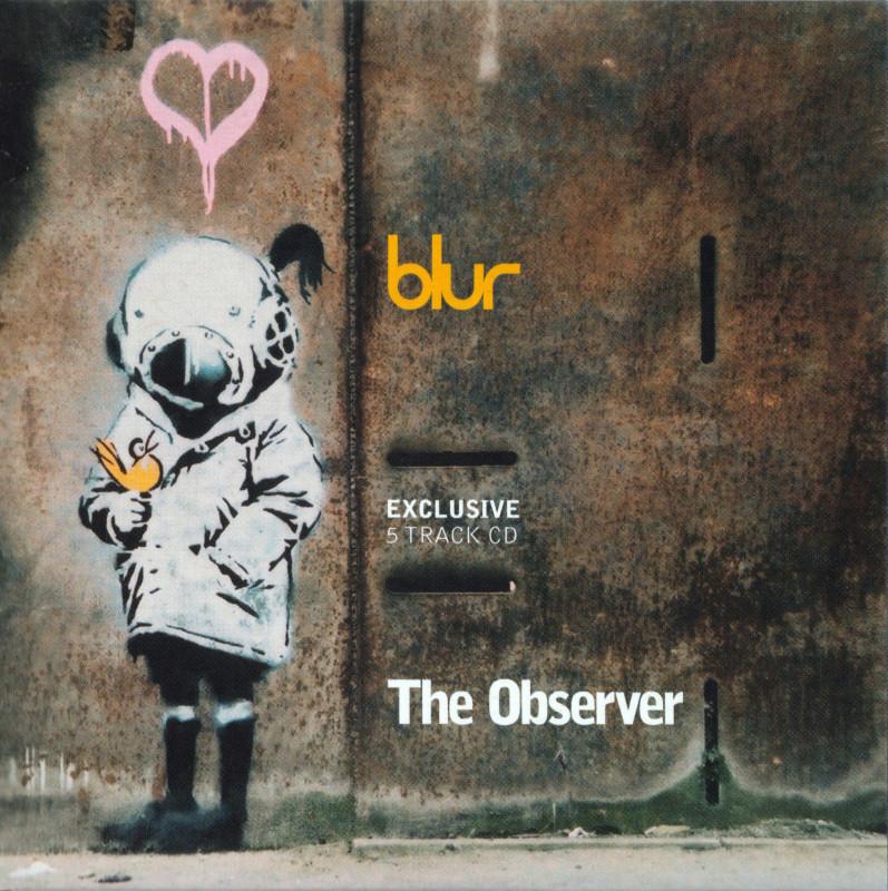 The Observer's free CD from September 2003.