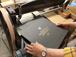 Archive box under way