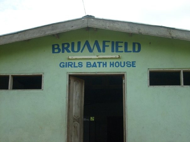 Brumfield Bath House, Ghana