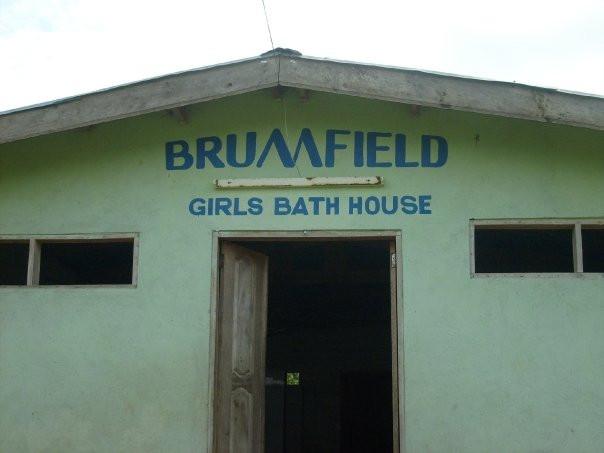 Brumfield Bath House, Ghana