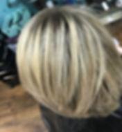 Blonde Bob - Hair
