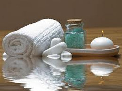Towel and Salt