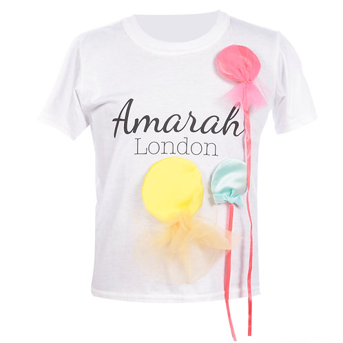 Lets celebrate balloon T shirt