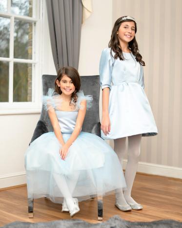 Ella & Isabella dresses