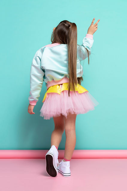 Pink lemonade outfit