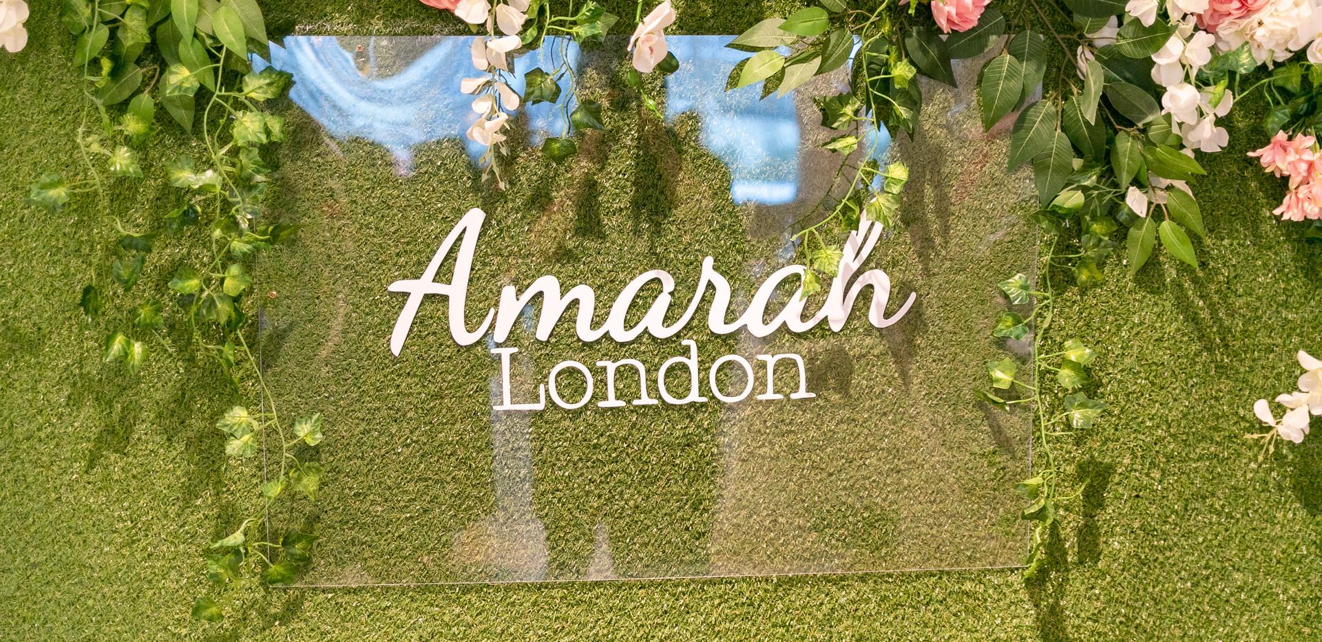 Amarah Launch Party Oct 2019