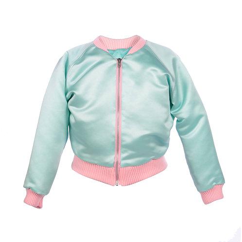 Pink Lemonade bomber jacket
