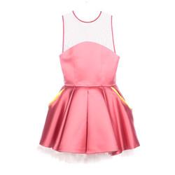 Pink Milan dress