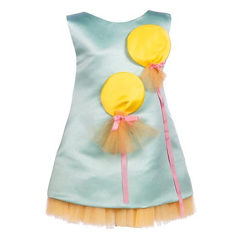 Madison balloon dress