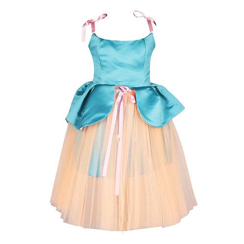 Tulip tulle dress