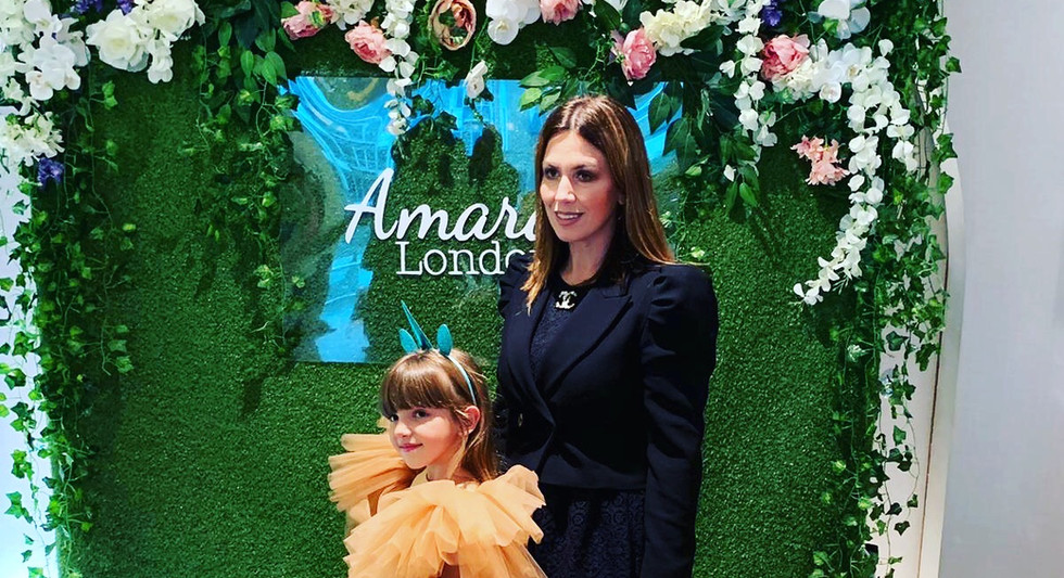 Amarah London 2019