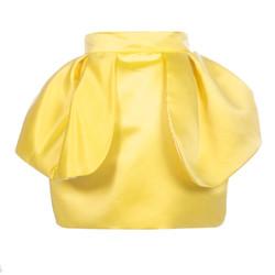 Orchid lemon skirt